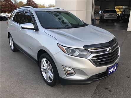 2018 Chevrolet Equinox Premier (Stk: 276535) in Port Hope - Image 2 of 16