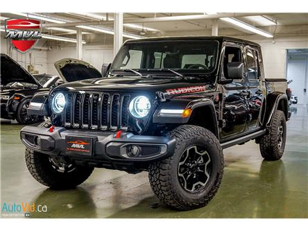 2020 Jeep Gladiator Rubicon (Stk: ) in Oakville - Image 2 of 34