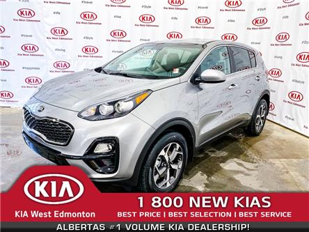 2020 Kia Sportage LX (Stk: 21766) in Edmonton - Image 1 of 10