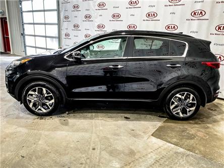 2020 Kia Sportage EX Premium (Stk: 22034) in Edmonton - Image 2 of 38