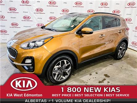 2020 Kia Sportage EX Premium (Stk: 21703) in Edmonton - Image 1 of 39