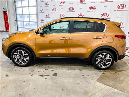 2020 Kia Sportage EX Premium (Stk: 21703) in Edmonton - Image 2 of 39