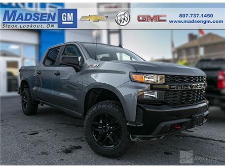 2019 Chevrolet Silverado 1500 Silverado Custom Trail Boss (Stk: 19304) in Sioux Lookout - Image 1 of 4