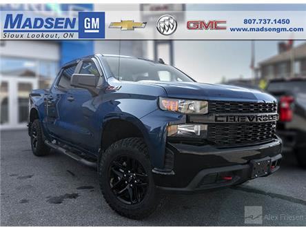 2019 Chevrolet Silverado 1500 Silverado Custom Trail Boss (Stk: 19426) in Sioux Lookout - Image 1 of 4
