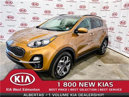 2020 Kia Sportage EX (Stk: 21851) in Edmonton - Image 1 of 36