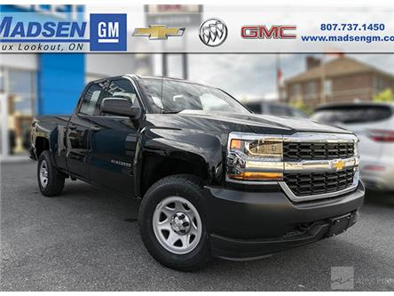 2019 Chevrolet Silverado 1500 LD WT (Stk: 19294) in Sioux Lookout - Image 1 of 4