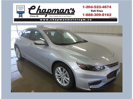 2017 Chevrolet Malibu 1LT (Stk: K-040A) in KILLARNEY - Image 1 of 27
