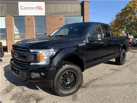 2018 Ford F-150 XLT (Stk: C3235) in Concord - Image 1 of 5