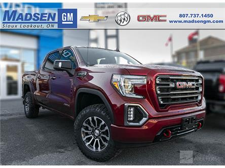 2019 GMC Sierra 1500 AT4 (Stk: 19310) in Sioux Lookout - Image 1 of 4