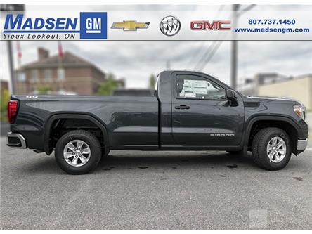 2019 GMC Sierra 1500 Base (Stk: 19292) in Sioux Lookout - Image 2 of 4