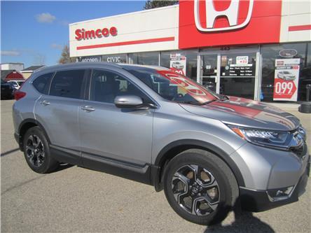 2017 Honda CR-V Touring (Stk: SH180) in Simcoe - Image 1 of 31