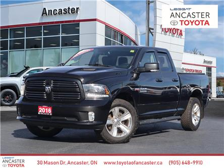 2016 RAM 1500 Sport (Stk: P149) in Ancaster - Image 1 of 30