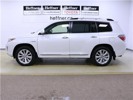 2013 Toyota Highlander Hybrid Limited (Stk: 196098) in Kitchener - Image 2 of 32