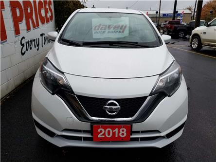 2018 Nissan Versa Note 1.6 SV (Stk: 19-686) in Oshawa - Image 2 of 14