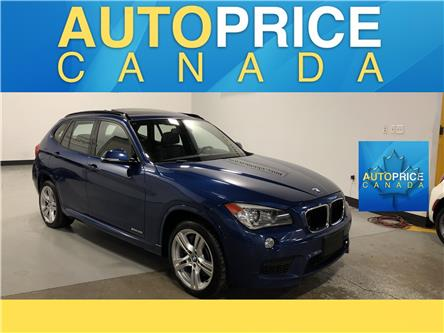 2015 BMW X1 xDrive35i (Stk: W0683) in Mississauga - Image 1 of 27