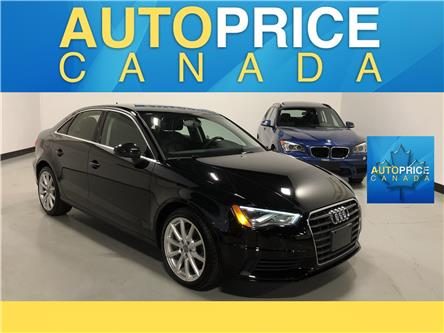 2015 Audi A3 2.0 TDI Progressiv (Stk: W0686) in Mississauga - Image 1 of 27
