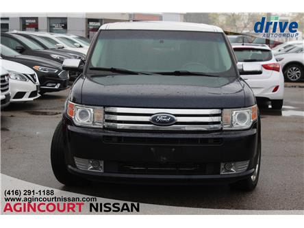 2009 Ford Flex Limited (Stk: U12648RA) in Scarborough - Image 2 of 18
