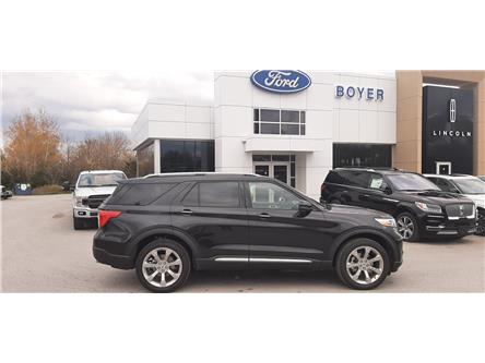 2020 Ford Explorer Platinum (Stk: EX1407) in Bobcaygeon - Image 1 of 26