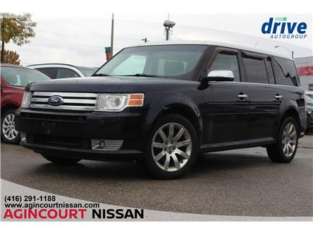 2009 Ford Flex Limited (Stk: U12648RA) in Scarborough - Image 1 of 18