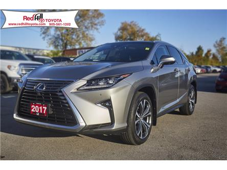 2017 Lexus RX 350 Base (Stk: 83480) in Hamilton - Image 1 of 25