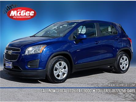 2014 Chevrolet Trax LS (Stk: 19503A) in Peterborough - Image 1 of 18