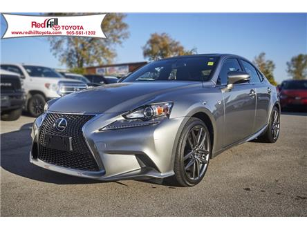 2016 Lexus IS 200t Base (Stk: 83504) in Hamilton - Image 1 of 24