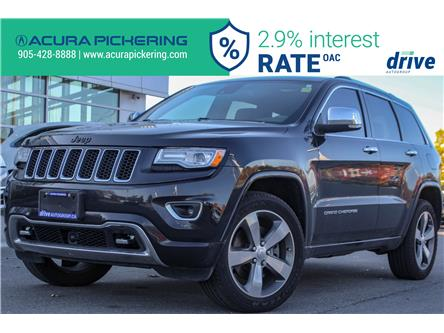 2015 Jeep Grand Cherokee Overland (Stk: AP5010) in Pickering - Image 1 of 27