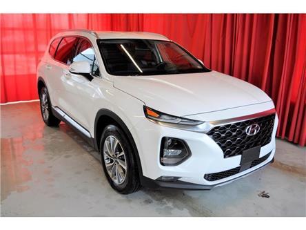 2019 Hyundai Santa Fe Preferred 2.4 (Stk: BB0094) in Stratford - Image 1 of 16
