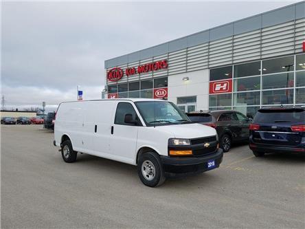 2018 Chevrolet Express 2500 Work Van (Stk: BB0143) in Stratford - Image 1 of 16