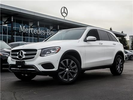 2016 Mercedes-Benz GLC-Class Base (Stk: K3917) in Kitchener - Image 1 of 28