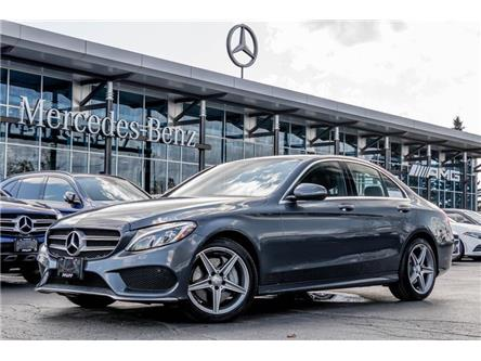 2016 Mercedes-Benz C-Class Base (Stk: K3919) in Kitchener - Image 1 of 21