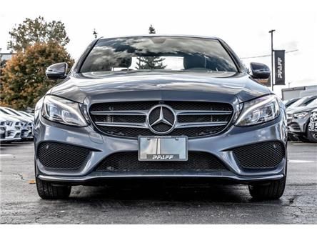 2016 Mercedes-Benz C-Class Base (Stk: K3919) in Kitchener - Image 2 of 21