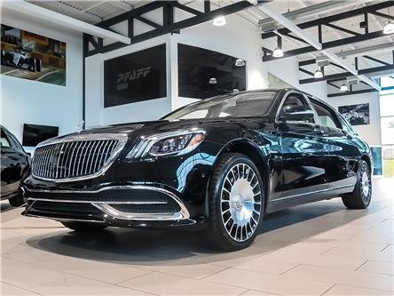 2020 Mercedes-Benz Maybach S 560 Base (Stk: 39415) in Kitchener - Image 1 of 19