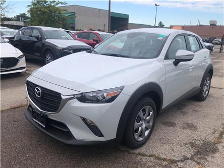 2019 Mazda CX-3 GX (Stk: SN1470) in Hamilton - Image 1 of 15