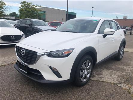 2019 Mazda CX-3 GX (Stk: SN1476) in Hamilton - Image 1 of 15
