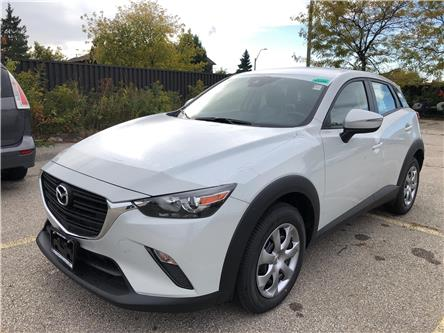 2019 Mazda CX-3 GX (Stk: SN1510) in Hamilton - Image 1 of 15