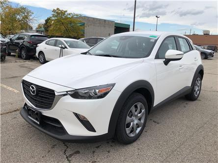 2019 Mazda CX-3 GX (Stk: SN1511) in Hamilton - Image 1 of 15