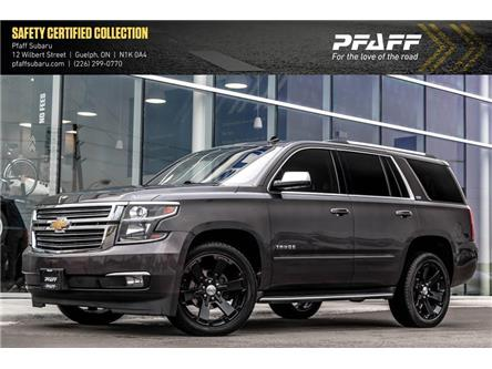 2015 Chevrolet Tahoe LTZ (Stk: S00386A) in Guelph - Image 1 of 30