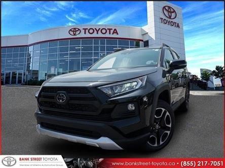 2019 Toyota RAV4 Trail (Stk: 27036) in Ottawa - Image 1 of 20