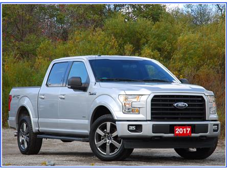 2017 Ford F-150 XLT (Stk: D96080A) in Kitchener - Image 1 of 15