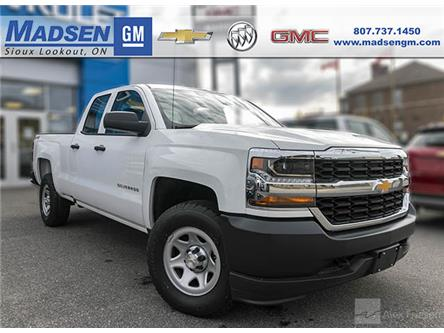 2019 Chevrolet Silverado 1500 LD WT (Stk: 19323) in Sioux Lookout - Image 1 of 4