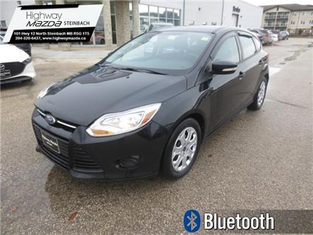 2013 Ford Focus SE Hatchback (Stk: M19115A) in Steinbach - Image 1 of 24