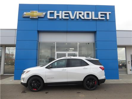 2020 Chevrolet Equinox Premier (Stk: 20031) in STETTLER - Image 1 of 17