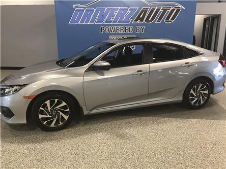 2018 Honda Civic EX (Stk: P12193) in Calgary - Image 1 of 17