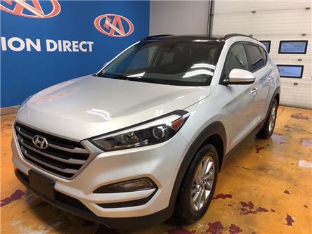 2018 Hyundai Tucson Premium 2.0L (Stk: 18-716218) in Lower Sackville - Image 1 of 18