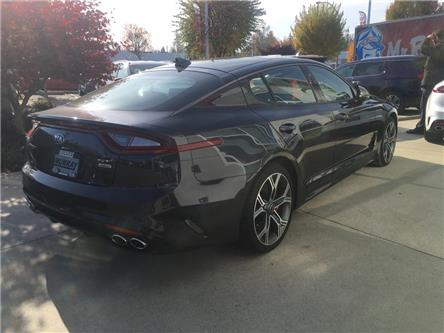 2019 Kia Stinger GT Limited (Stk: ST94597) in Abbotsford - Image 2 of 2