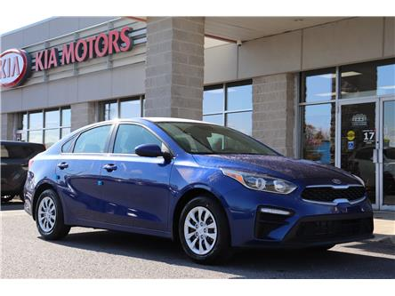 2020 Kia Forte LX (Stk: 72292) in Cobourg - Image 1 of 22