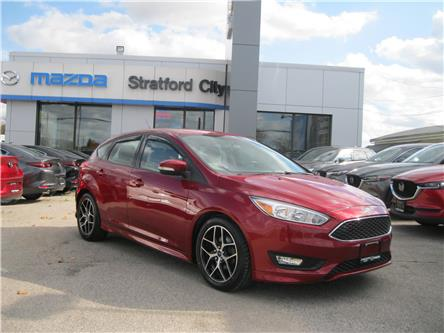 2015 Ford Focus SE (Stk: 00571) in Stratford - Image 1 of 21