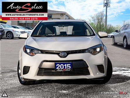 2015 Toyota Corolla  (Stk: 1LATCW3) in Scarborough - Image 2 of 27