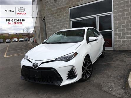 2019 Toyota Corolla NEW YEAR SPECIAL SE UPGRADE HEATED STEERING, ALLOY (Stk: 45514A) in Brampton - Image 1 of 26
